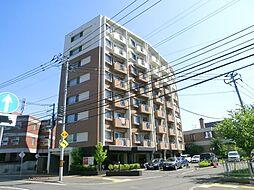 北海道札幌市豊平区福住二条3丁目の賃貸マンションの外観