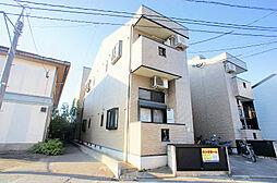 ピュア博多東伍番館[2階]の外観