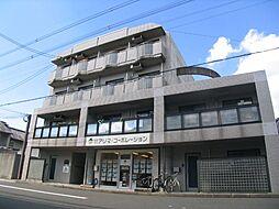 京都府京都市右京区花園馬代町の賃貸マンションの外観