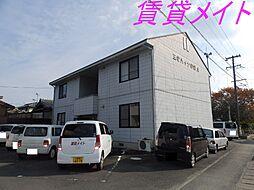 三重県伊勢市御薗町高向の賃貸アパートの外観