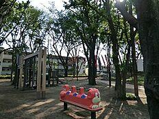 周辺環境:扶桑通り公園
