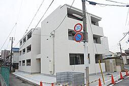 ラージヒル尼崎東[105号室]の外観