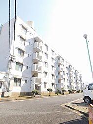 福岡県北九州市小倉南区津田1丁目の賃貸マンションの外観