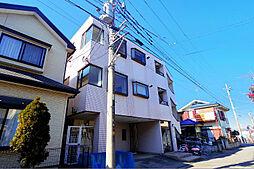 埼玉県新座市新堀2丁目の賃貸マンションの外観