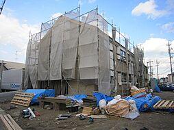 愛知県名古屋市西区大野木4丁目の賃貸アパートの外観