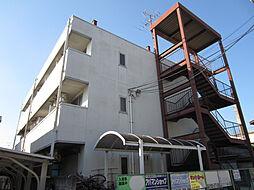 エイトワン吉井町[305号室]の外観