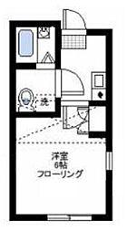 ソフィア戸塚(ソフィアトツカ)[1階]の間取り
