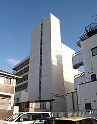 千葉県市川市湊の賃貸マンションの外観
