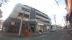 スペースマンション八戸ノ里[4階]の外観