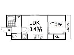 龍谷大前深草駅 7.0万円