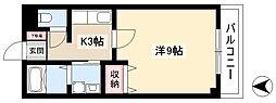 中村公園駅 5.3万円