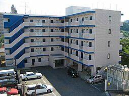 第1新井マンション[4階]の外観