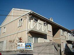 埼玉県さいたま市緑区太田窪3丁目の賃貸アパートの外観