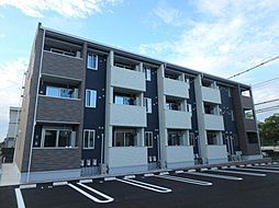 愛知県高浜市神明町3丁目の賃貸アパートの外観