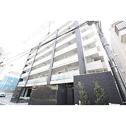 プレステージIV芥川[4階]の外観