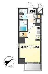 YZ kimabuli[4階]の間取り