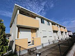 千葉県市原市うるいど南1丁目の賃貸アパートの外観