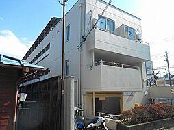 東京都八王子市大横町の賃貸マンションの外観