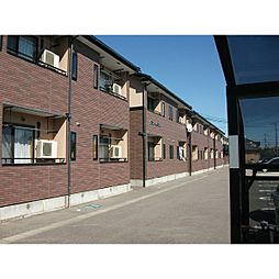 新潟県新潟市中央区新和4丁目の賃貸アパートの外観