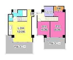 Socia Maison[3階]の間取り