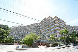ジャルダン宝塚中山台壱番館[4階]の外観