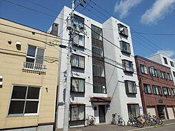 ビッグバーンズマンション本郷[103号室]の外観