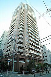 ベルファース大阪新町[13階]の外観