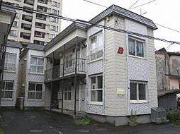 シティハイム南郷B棟[2階]の外観