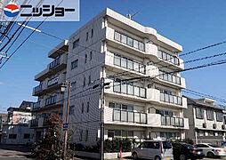 ツーウェイハイツ港栄[5階]の外観
