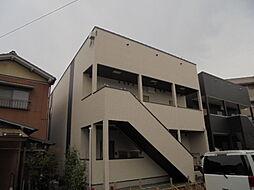 キューブ上小田井 A棟(CUBE上小田井A棟)[2階]の外観