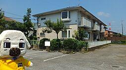 ユーランハイム鎌ヶ谷[2階]の外観