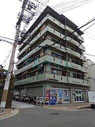 京都府京都市東山区宮川筋6丁目の賃貸マンションの外観