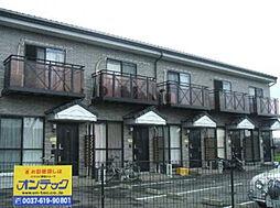 ファミール富士塚B[2号室]の外観