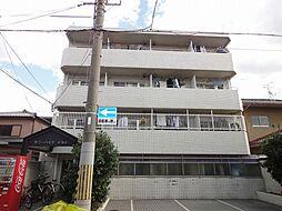 サニーハイツ西ノ京[3A号室]の外観