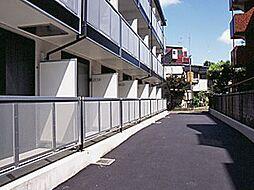 レオパレスリバーサイド晶栄[2階]の外観