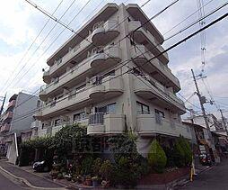 京都府京都市右京区西院上花田町の賃貸マンションの外観