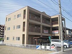 愛知県名古屋市北区楠1丁目の賃貸マンションの外観