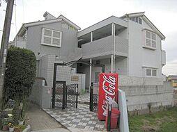 YOUハウス[1階]の外観
