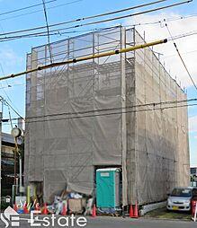 仮称)山田三丁目デザイナーズ[2階]の外観