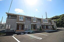 山口県下関市小月幸町の賃貸アパートの外観