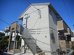 D-room ディオネ茅ヶ崎[1階]の外観