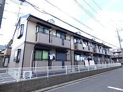 千葉県松戸市西馬橋4丁目の賃貸アパートの外観