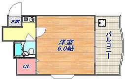 シャルマンフジ灘弐番館[3階]の間取り