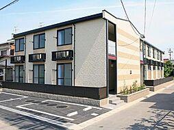 愛知県海部郡大治町大字西條字須先の賃貸アパートの外観