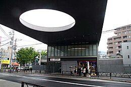 上野毛駅(750m)