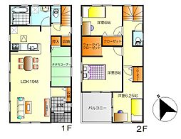安芸阿賀駅 3,180万円