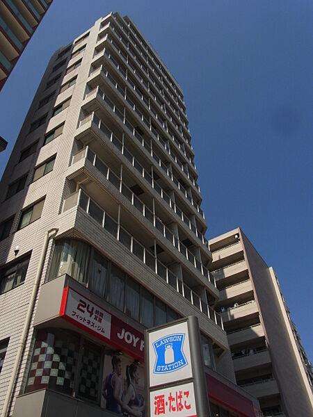 セントエルモ西早稲田[1304号室]の外観