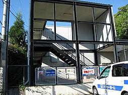 京都府京都市北区鷹峯北鷹峯町の賃貸マンションの外観