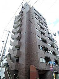 東京都目黒区碑文谷4丁目の賃貸マンションの外観