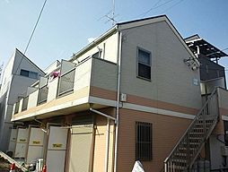 フィットハウス上永谷[2階]の外観
